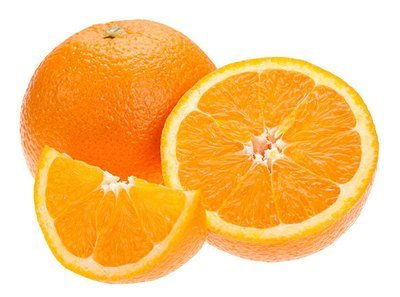 Fresh Oranges, Naval Oranges (Priced Each)