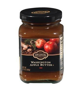Fruit Spread, Private Selection® Washington Apple Butter (9.5 oz Jar)