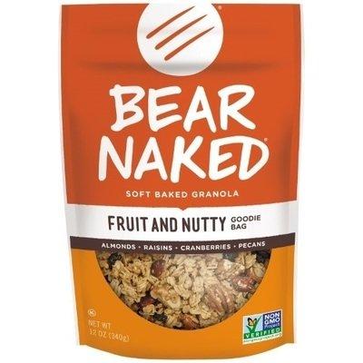 Granola, Bear Naked® Fruit and Nutty Granola (12 oz Bag)