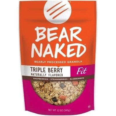 Granola, Bear Naked® Triple Berry Granola, 12 oz Bag
