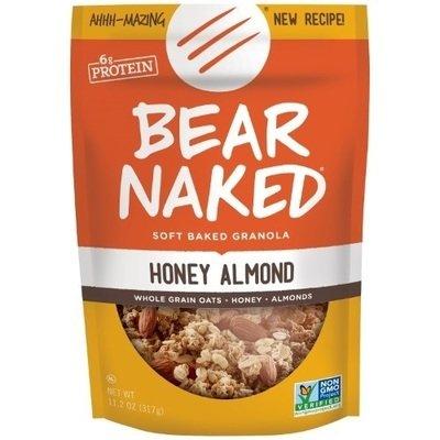 Granola, Bear Naked® Honey Almond Granola, 11.2 oz Bag