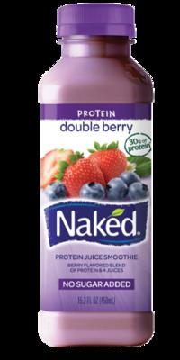 Juice Drink, Naked Juice® Double Berry® (15.2 oz Bottle)
