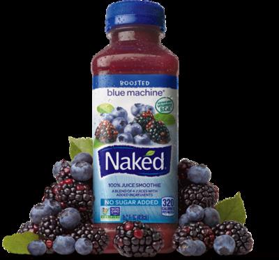 Juice Drink, Naked Juice® Blue Machine® (15.2 oz Bottle)