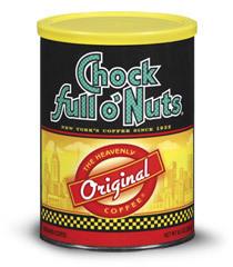 Ground Coffee, Chock Full O' Nuts® Original Ground Coffee (26 oz Can)