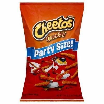 Snack, Frito-Lay® Cheetos® Crunchy (17.5oz Bag)