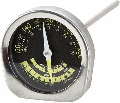 Thermometer, ProFresh® Stainless Steel Meat Thermometer (1 Count)