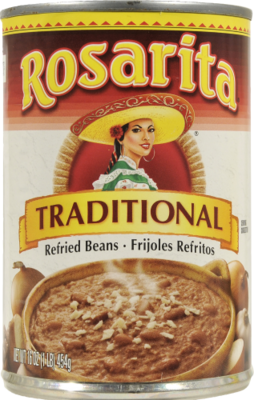 Canned Refried Beans, Rosarita®