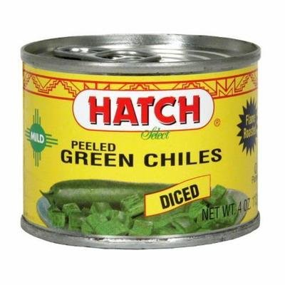 Green Chiles, Hatch® Peeled Green Chiles (4 oz Can)