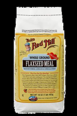 Flaxseed, Bob's Red Mill® Flaxseed Meal (16 oz Bag)
