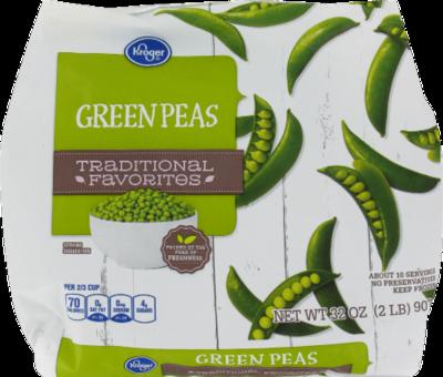 Frozen Green Beans, Kroger® Green Beans (32 oz Bag)
