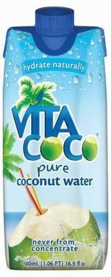 Coconut Water, Vitacoco® Pure Coconut Water (16.9 oz Carton)