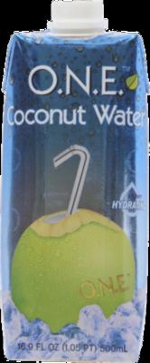 Coconut Water, O.N.E.® Coconut Water (16.9 oz Carton)