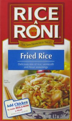 Rice, Rice A Roni® Fried Rice (6.2 oz Box)