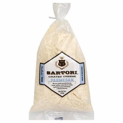 Grated Cheese, Sartori® Grated Parmesan Cheese (8 oz Bag)