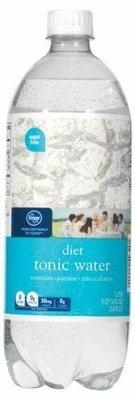 Tonic Water, Kroger® Diet Tonic Water (1 Liter Bottle)