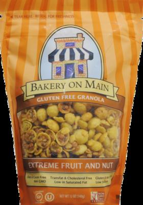 Granola, Bakery on Main® Extreme Fruit & Nut Granola (12 oz  Bag)