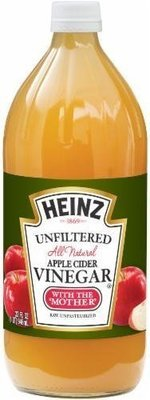 Vinegar, Heinz® Apple Cider Un-Filtered Vinegar (32 oz Bottle)
