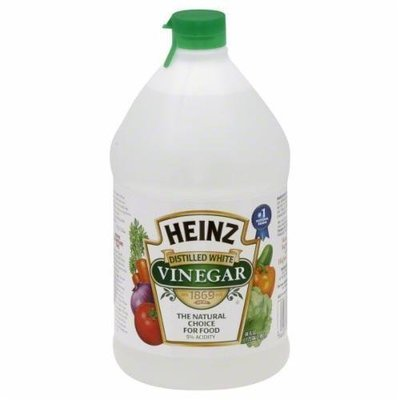 Vinegar, Heinz® Distilled White Vinegar (64 oz Bottle)
