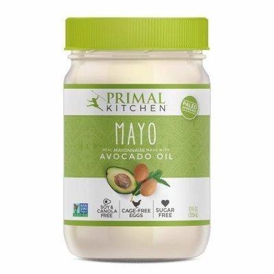 Avocado Mayonnaise, Primal Kitchen® Avocado Oil Mayo (12 oz Jar)