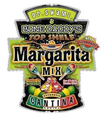Drink Mixer, Dr. Swami® Margarita Mix (750 ml Bottle)