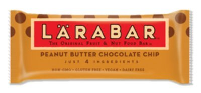 Energy Bars, Lärabar® Peanut Butter Chocolate Chip Bar (1.6 oz Bag)