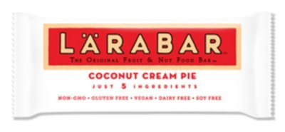 Energy Bars, Lärabar® Coconut Cream Pie Bar (1.8 oz Bag)