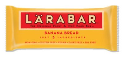 Energy Bars, Lärabar® Banana Bread Bar (1.8 oz Bag)