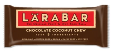Energy Bars, Lärabar® Chocolate Coconut Chew Bar (1.8 oz Bag)