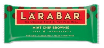 Energy Bars, Lärabar® Mint Chip Brownie Bar (1.6 oz Bag)
