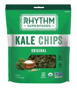 Kale Chips, Rhythm Superfoods® Original Kale Chips (2 ox Bag)