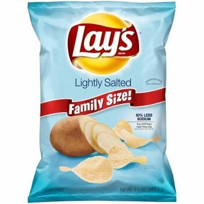 Potato Chips, Lay's®