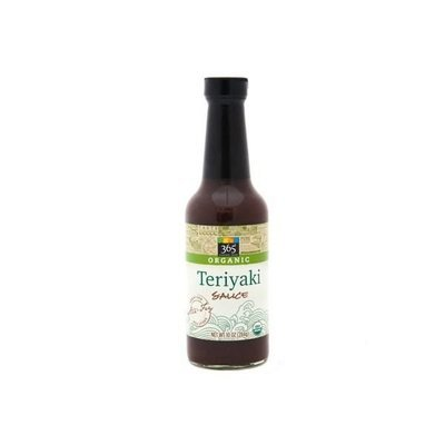 Soy Sauce, 365® Organic Teriyaki Sauce (10 oz Bottle)
