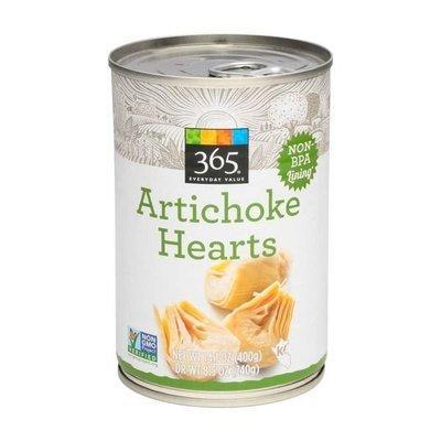 Canned Artichoke, 365® Artichoke Hearts (8.5 oz Can)