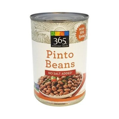 Canned Pinto Beans, 365® Organic