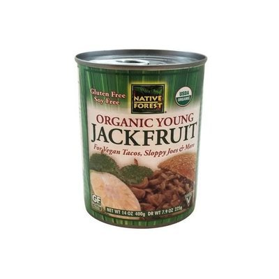 Canned Fruit, Native Forest® Organic Young Jackfruit (14.0 oz Can)