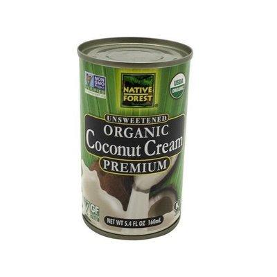 Coconut Milk, Native Forest® Organic Coconut Cream (5.4 oz Can)