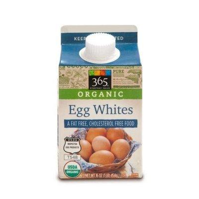 Egg Whites, 365® Organic Egg Whites (16 oz Carton)