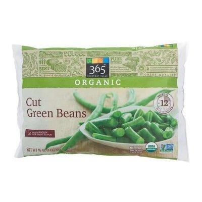 Frozen Green Beans, 365® Organic