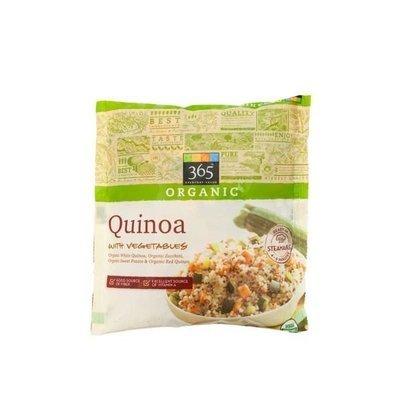 Frozen Quinoa, 365® Organic Quinoa with Roasted Vegetables (12 oz Bag)
