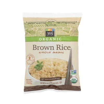 Frozen Rice, 365® Organic Brown Rice (20 oz Bag)