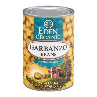 Canned Garbanzo Beans, Eden Organic® Organic