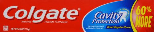 Toothpaste, Colgate® Cavity Protection Toothpaste (4 oz Box)
