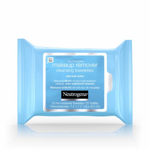Makeup Remover, Neutrogena® Makeup Remover Face Wipes (25 Count Bag)