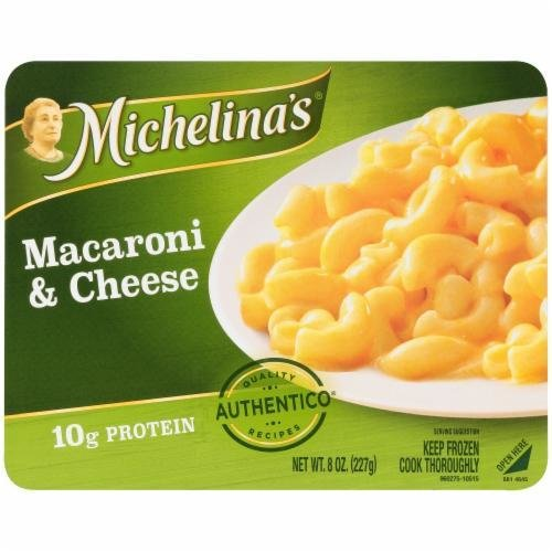 Mac N Cheese Dinner, Michelina's® Macaroni & Cheese (8 oz Box)