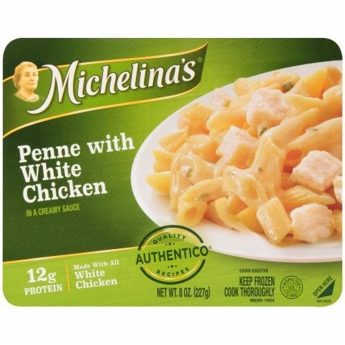 Frozen Dinner, Michelina's® Penne with White Chicken (8 oz Box)