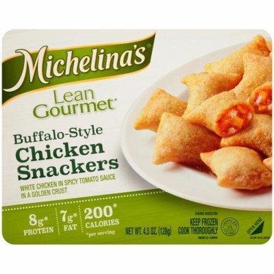 Frozen Dinner, Michelina's® Lean Gourmet Buffalo-Style Chicken Snackers (4.5 oz Box)