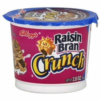 Cereal, Kellogg's® Raisin Bran™ Crunch™ Cereal (Single 2.8 oz Cup)