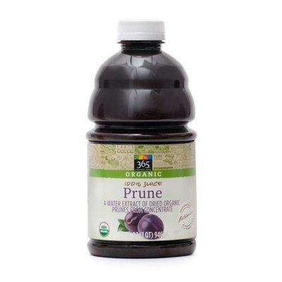 Juice Drink, 365® Organic Prune Juice (32 oz Bottle)