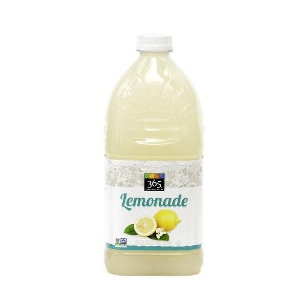 Juice Drink, 365® Organic Lemonade (64 oz Bottle)