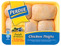 Chicken Thighs, Perdue® Chicken Thighs (5 per Tray)